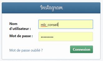 Connecter mon compte Instagram a Hootsuite