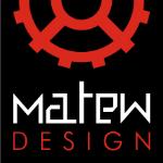 logo Matew design graphiste